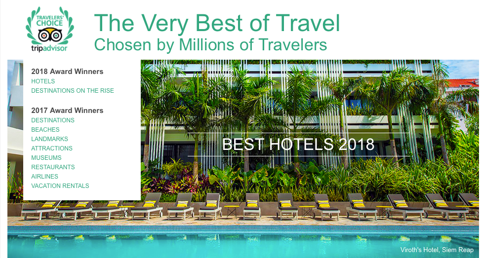 TRIPADVISOR NAMES THE TOP HOTELS IN BELIZE FOR 2018 | BTB